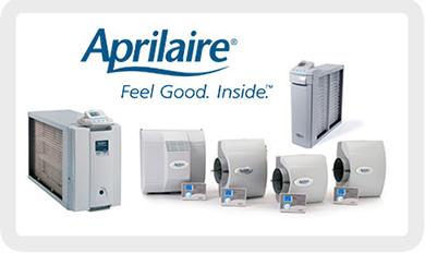 Aprilaire Feel Good. Inside.